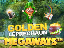 GoldenLeprechaunMegaWays